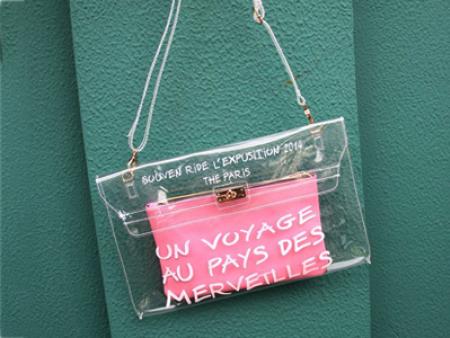 """PVC袋你还能Get这些可爱的""""小透明"""