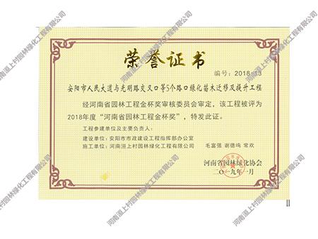 河南省金杯奖