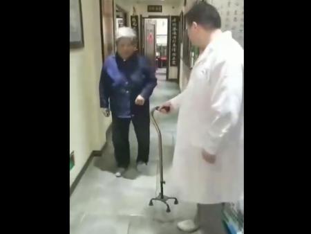 盤錦正氣堂醫患案例-李阿姨