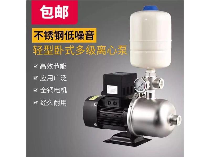 CDLF10-4-802全自动冷热水变频恒压多级离心泵