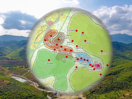 芙蓉山旅游风景区经典路线