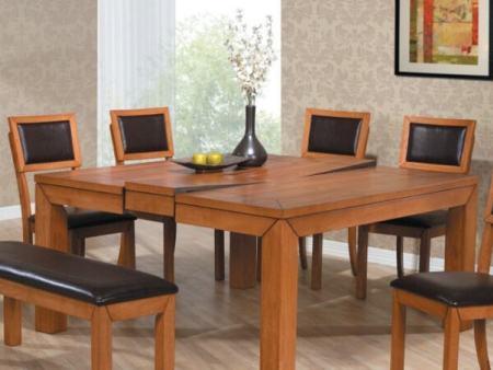 關于木質餐桌的保養竅門攻略!