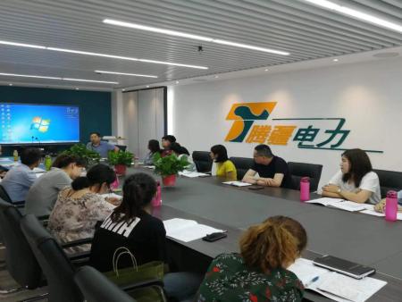 騰疆公司技術中心舉行2019年度業務培訓班