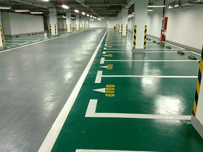 停车场施工