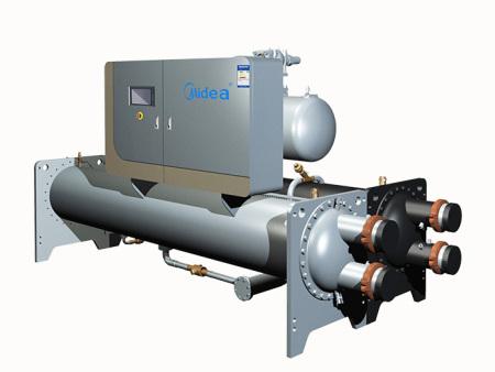MC-H高效降膜水冷螺杆SCWE