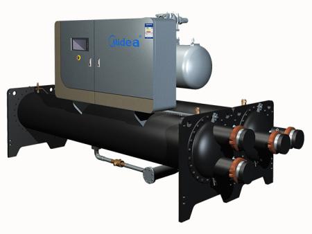 螺杆式水地源热泵机组LSBLGHP