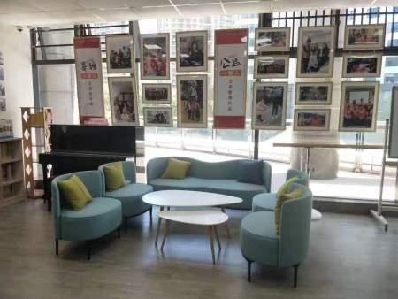 南京办公沙发休闲沙发实拍案例分享