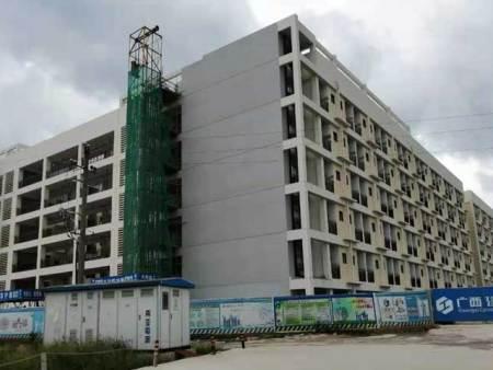 广西大学公寓楼浮筑楼板冠军国际垫