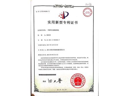 实用新型专利 (4)