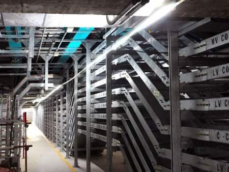 电缆桥架安装的关键技术问题与应对措施研究