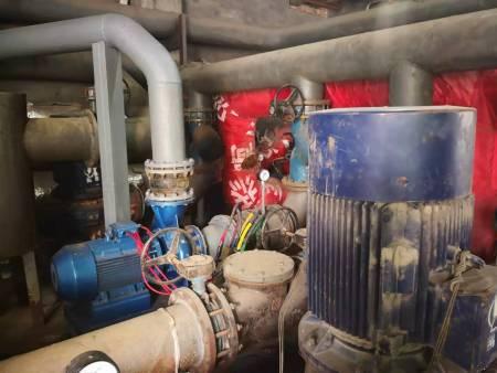 水泵节能改造