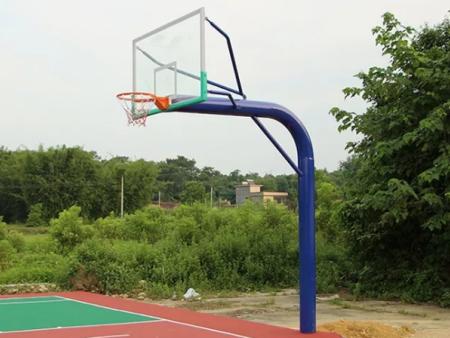 关于篮球架看湘南体育怎么说