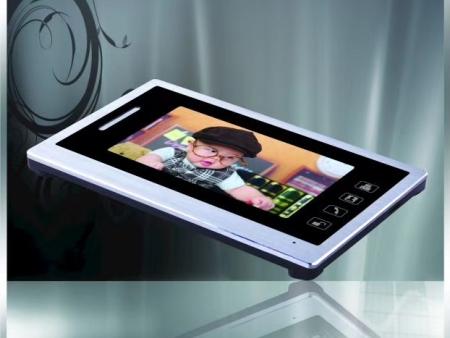 TEL-5SA 高清超薄触摸型7寸彩色可视分机