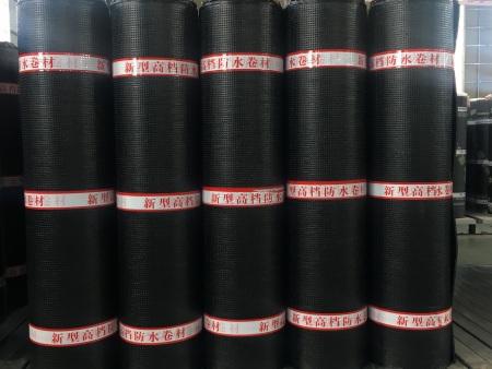 改性沥青防水材料具备的特点
