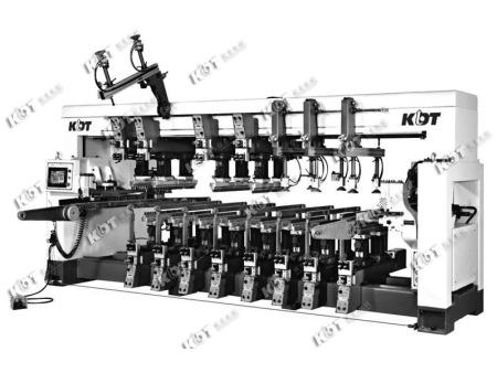 [快] | [准] | [省] 数控多排钻让工厂产能再度升级