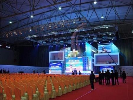 舞台搭建布置