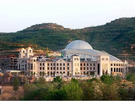 河南三门峡温泉保健度假酒店