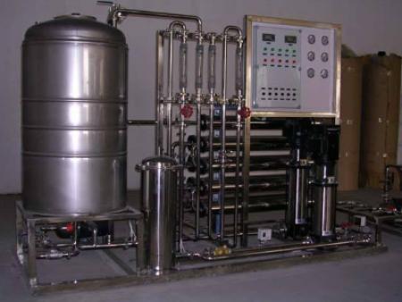 纯净水设备要做好的维护保养