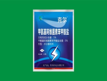 克尔5%甲氨基阿维菌素苯甲酸盐