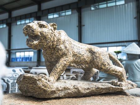 盘锦石雕生产厂家