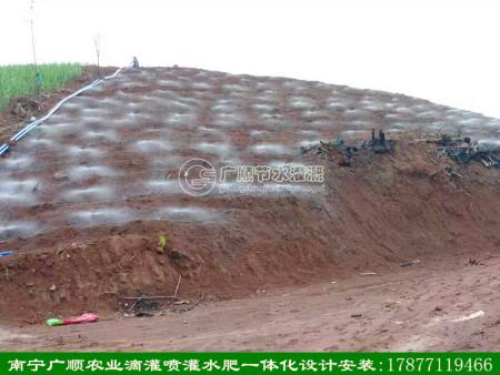 南宁微喷灌安装设计  喷灌材料设备