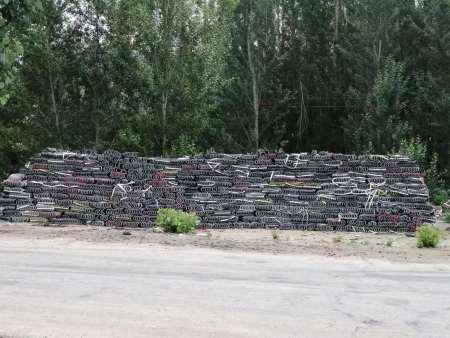 古建筑砖瓦现场
