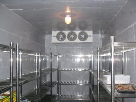 蘭州冷庫安裝工程——關于冷庫安裝的注意事項介紹