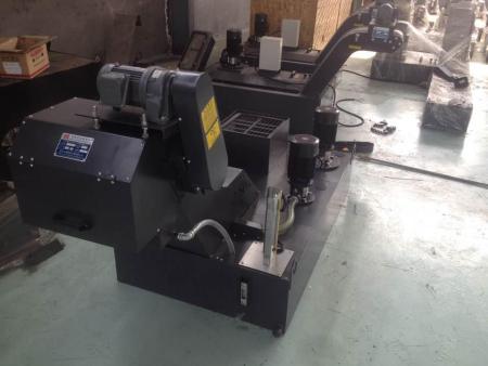 沧州力久机械制造有限公司制造的机床排屑机有什么特点