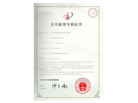 所获专利 (2)