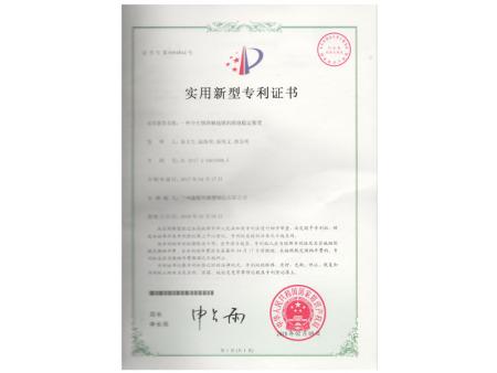 所获专利 (3)