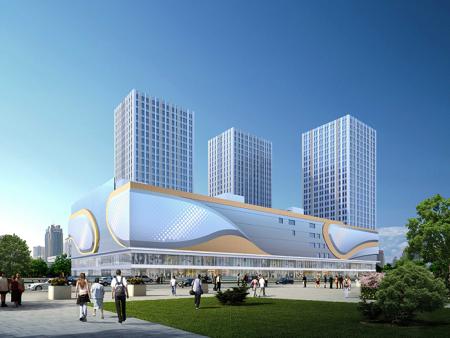 银川宁阳文化宫商业广场