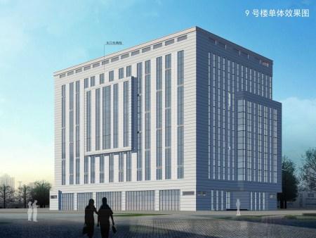 银川IBI育成中心二期智慧物联科技产业基地