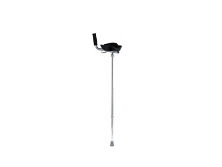 Aluminum Gutter Arthritis Crutches Platform Cane CW81022