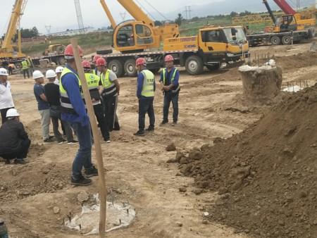 项目名称:兰州高科现代医药物流园桩基础项目