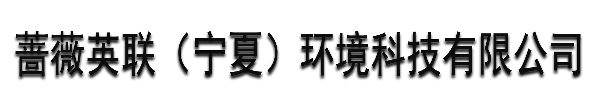 蔷薇英联(宁夏)环境科技有限公司