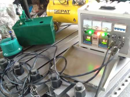 沈阳输送胶带硫化机的使用准备工作有哪些?