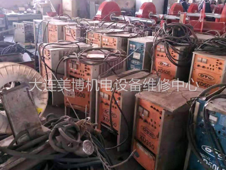 大连焊机维修的电气原理有哪些?(下)