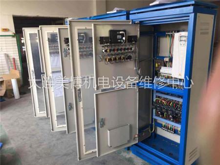 大连电控柜组装换热器机组内部怎么安装,注意什么?(上)