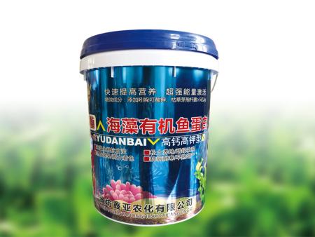 碳酶海藻有机鱼蛋白