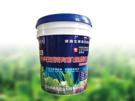 甲壳海藻有机鱼蛋白