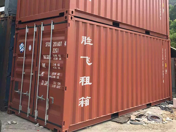 贸易摩擦冲击全球集装箱运输业