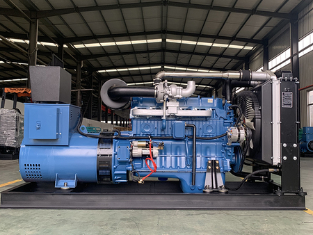 柴油发电机组安装后,燃油和机油该如何选择?
