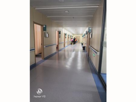 武威职业技术学院附属中医医院43000平米 完工日期 2019年7约月