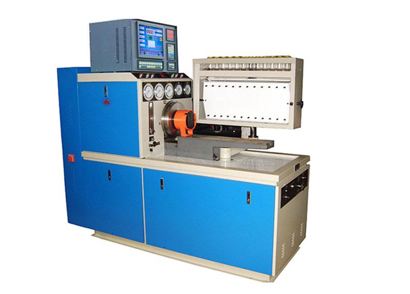 先进的技术近年来逐步应用于高压共轨实验台