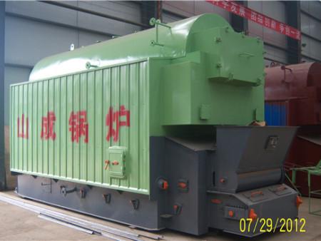 生物質蒸汽鍋爐設備