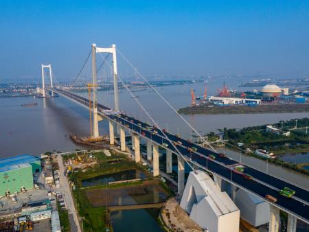 广州南沙大桥