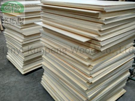 Die Laser Cut Plywood