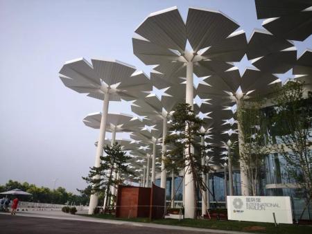圣安展览北京学习行