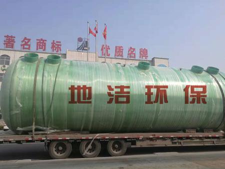 玻璃钢生活污水处理设备