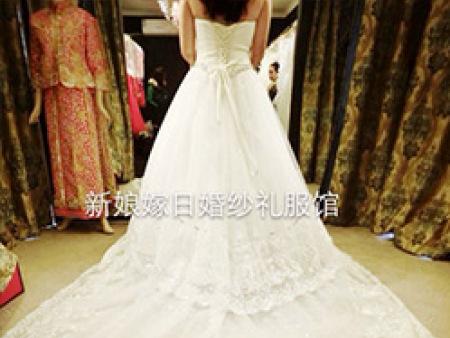 婚纱礼服租售